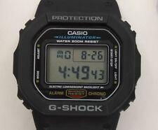 CASIO G-SHOCK DW-5600E-1VER in Black.
