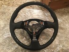 Brand NEW Toyota Supra 93-98 OEM Carbon fiber Steering Wheel AUTHENTIC!!! RARE