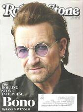ROLLING STONE MAGAZINE~ U2's BONO ~COMPLETE MAGAZINE