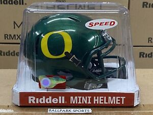 OREGON DUCKS - Riddell Speed Mini Helmet