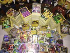 Pokemon Lotto 100 carte con 1 Carta rara + Sleeves + Reverse + 1 pacchetto
