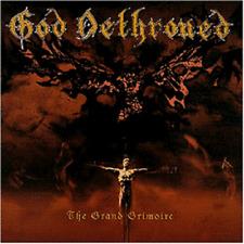 """GOD DETHRONED """"THE GRAND GRIMOIRE"""" CD NEW+"""