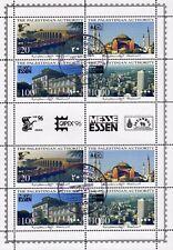 Palästina 47/50 o KB Briefmarkenausstellung 1996 (1862)