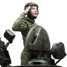 [SOL Model] MM238 1/16 Russia Female Tank Commander II (Base is not included)