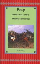 Henryk Sienkiewicz - Potop - Tom 1  NEW Hardcover