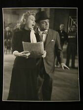 James Cagney Virginia Mayo West Point Story PHOTO 679s