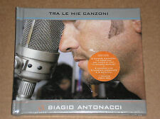 BIAGIO ANTONACCI - TRA LE MIE CANZONI - CD DIGIBOOK SIGILLATO (SEALED)