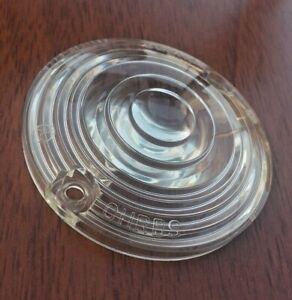 1955 Chrysler Windsor 300 Parking Light Lens Chrbs 1594873 NOS