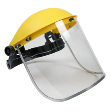 Sealey Worksafe Brow Guard & Full Face Shield -SSP11E