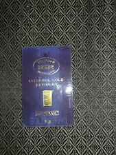 1 gram Gold Bar - IGR - Istanbul Gold Refinery (In Assay).