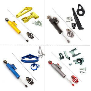 Steering Stabilizer Mounting Kit  For NINJA 400 300 250R ZX6R ZZR1400 ZX14  ER6N