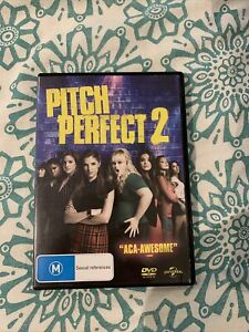 Pitch Perfect 2 DVD (PAL REGION 4)