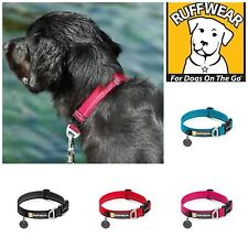 Ruffwear Hoopie Dog Collar Solid Colour New 2014 Design