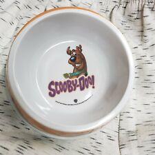 Hanna-Barbera SCOOBY DOO Plastic Dog Food or Water Medium Bowl