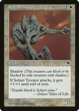 Magic MTG Tradingcard Tempest 1997 Soltari Trooper