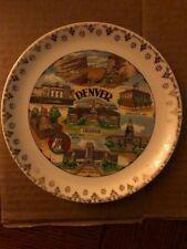 Collector Plate (Dessert Sized) Denver Colorado