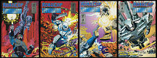 Robocop versus The Terminator Comic set 1-2-3-4 Lot vs Frank Miller Simonson art