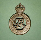 KING GEORGE V THE LIFEGUARDS (1ST AND 2ND) BRITISH ARMY CAP BADGE