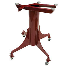 Berkel 330M Standc 330M Slicer Stand with Casters Classic Berkel Red