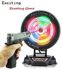 Shooting Wheel Target Game / Christmas Gift/ Birthday Present/ Boy War Game/ Lon
