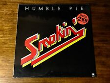 HUMBLE PIE ~ SMOKIN' ORIGINAL FIRST PRESSING LP STILL FACTORY SEALED !  1972