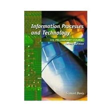 Information Processes & Technology Preliminary Course YEAR 11