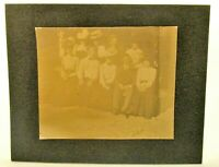 Cabinet Photo CDV Group of 10 Victorian Men & Women