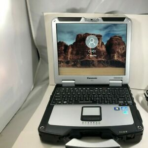 Panasonic Toughbook CF-31 MK4 Core i5 2.7ghz 4GB 256GB SSD Touchscreen Windows10