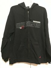 Quicksilver Men's Board Riding Full Zip Hoodie Sweatshirt Size Medium