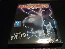 "COFFRET DVD + CD NEUF ""PLAYBOY SESSIONS"""