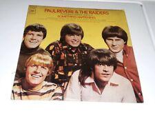 Paul Revere & The Raiders Something Happening LP Vinyl Record