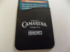 Camarena Tequila Silicone Cell Phone Wallet
