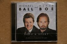 MICHAEL BALL AND ALFIE BOE SOLO AND APART NEW SEALED GENUINE UK RETAIL CD
