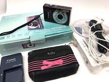 Canon PowerShot Digital Camera SD1100 IS 8.0MP Travel Point shoot Photography