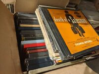 LP RECORD ALBUM LOT BOX SETS Film Movies OST Theater Plays Broadway Spoken Rare