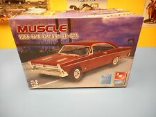 "AMT /ERTL  1966 FORD FAIRLANE GT-GTA  NO PLASTIC ON OUTER BOX    ""NEW"""