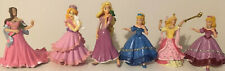 Bundle Princess Figures, Party Bag ,Gifts , Collectors   X 6