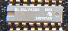 NOS TI SN7447AN BCD to 7-Segment Display Driver