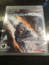 Metal Gear Rising: Revengeance Sony PlayStation 3 PS3 New Factory Sealed