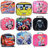 Disney & Kids Character 3D Eva Premium School Lunch Bag Box Dinner Gift New Gift