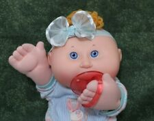 Vintage Cabbage Patch Kids Hasbro Bean Butt Baby Bbb Re-Root Pacifier