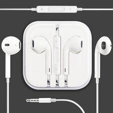Genuine Apple iPhone Headphones Earphones White 5 5s 5c 6 6s Handsfree Mic MD827