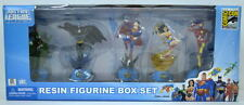 Justice League Unlimited RESIN FIGURINE BOX SET SDCC 2006 Special Edition RARE