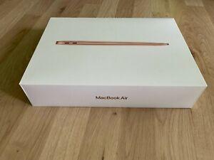 Apple MacBook Air 13 inch CZECH KEYPAD 256GB SSD, M1, 8GB Laptop Gold Z12A0019K