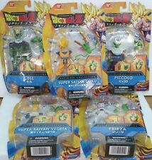 Dragonball Z Ultimate Collection Freeza Cell Action Figure Set w/ Bonus Shenron