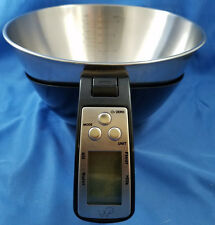 Wolfgang Puck Measuring Bowl Digital Scale