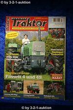 Oldtimer Traktor 3-4/11 Fendt Favorit 4 4S Allgaier A12 Ensinger Glühanlagen