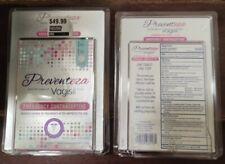 2x Preventeza Emergency Contraceptive, 1.5mg Levonorgestrel Tablet, EXP. 07/2020