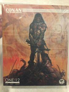 Mezco One:12 Conan The Barbarian Figure NEW IN STOCK