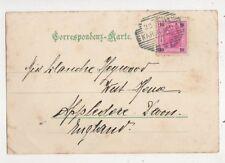 Miss Blanche Heywood West House Appledore Devon 1901 657b
